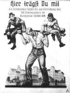 Nationalsozialismus Lebensunwertes Leben
