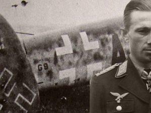 Helmut Lent Nachtjäger BF110 Mythen und Fakten