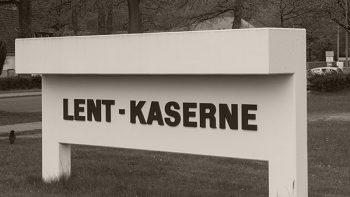 Permalink zu:Die Lent-Kaserne in Rotenburg