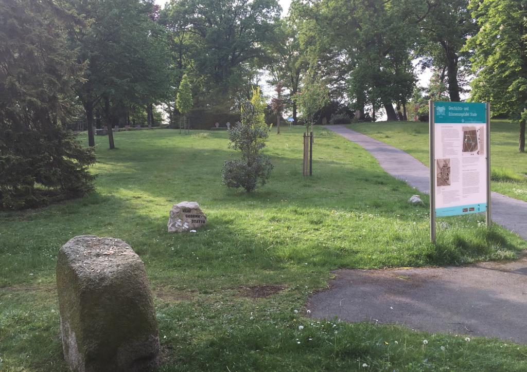 Garnisonsfriedhof in Stade