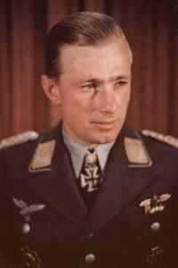 Helmut Lent Nachtjäger Ritterkreuz Brillianten