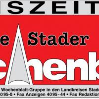 Kreiszeitung Wochenblatt Stade zu Helmut Lent und Michael Quell