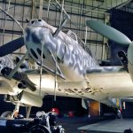 BF110 G4 IM RAF Museum in London