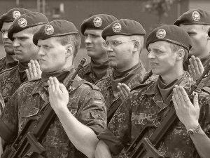 Bundeswehr Soldaten Kulturwandel Tradition