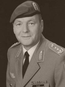 Hans Otto Budde  archaische Kämpfer