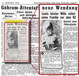 Vergleich Dossier Friedrich Kuhle Nachrichten an dir Truppe