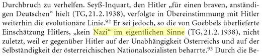 Nazi im eigentlichen Sinne