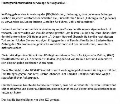 Kommentar Organisation Kuhle zum Artikel