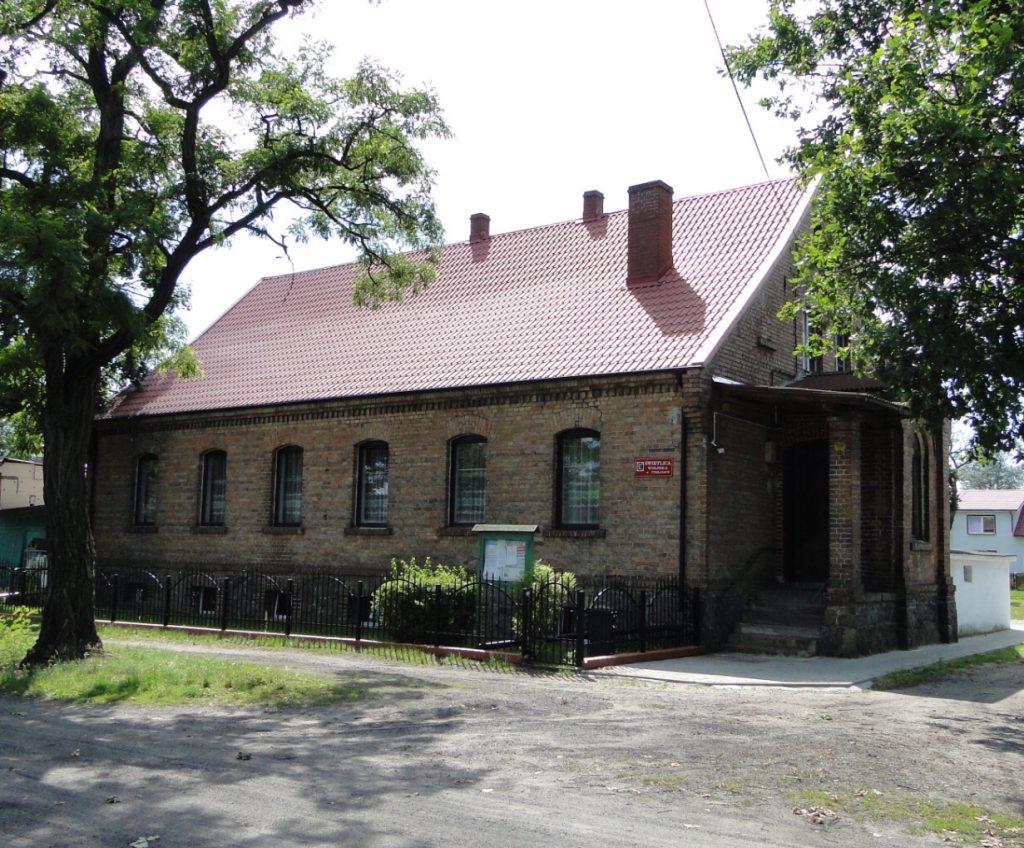 Das Geburtshaus von Helmut Lent im Jahre 2012