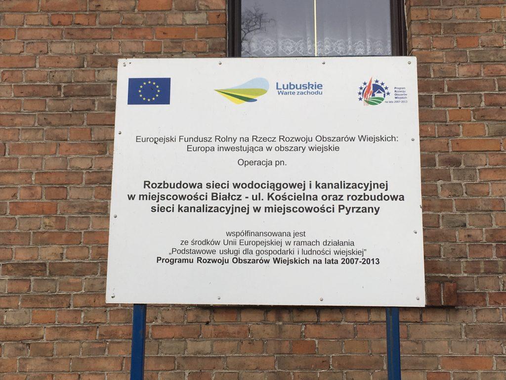 Förderung durch EU-Mittel